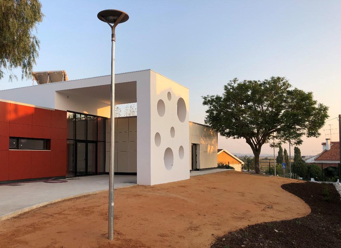Adaptação/Remodelação da Escola EB1 de Vila Nova da Barquinha a Jardim de Infância